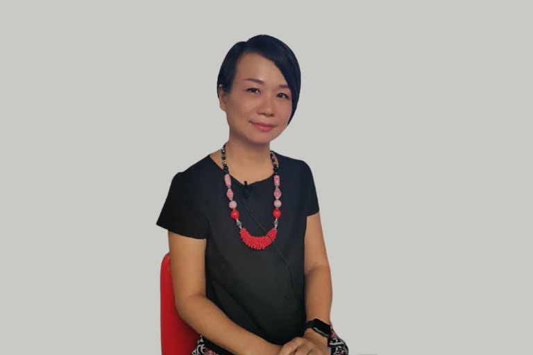 S1E8: Ann Wong, Co-founder of Penan Women Project