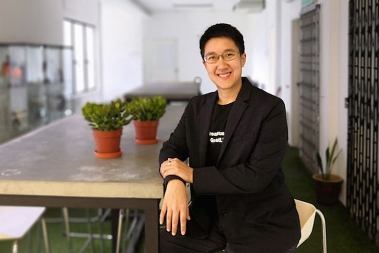 S1E2: Maresa Ng, CEO of The Spark Group Asia